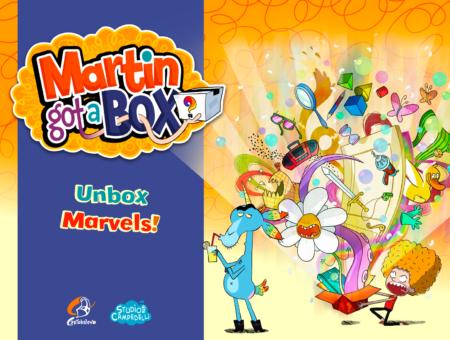 Martin Got A Box